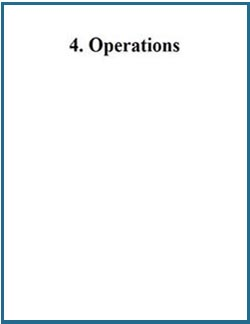 Harbour Authority Manual Operations